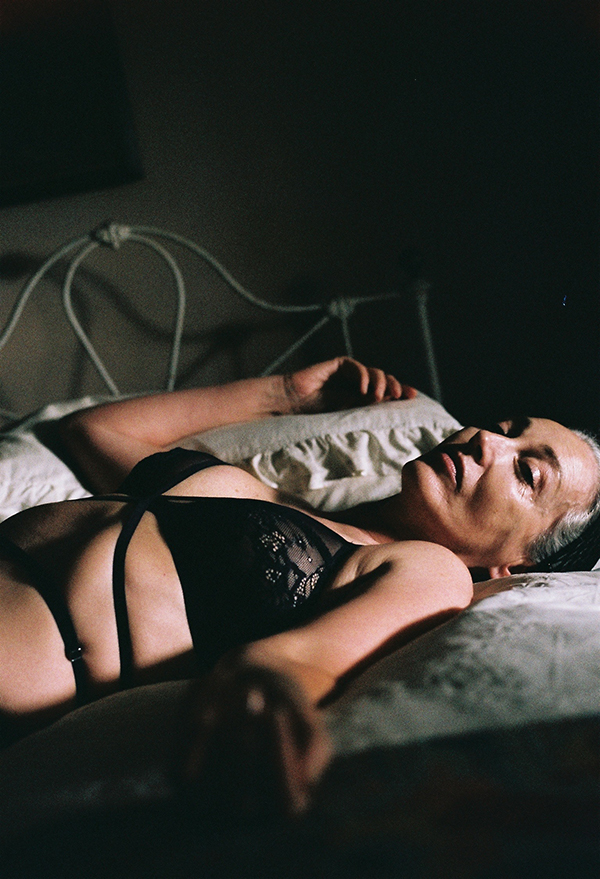 Lonely Lingerie campaign, 2017